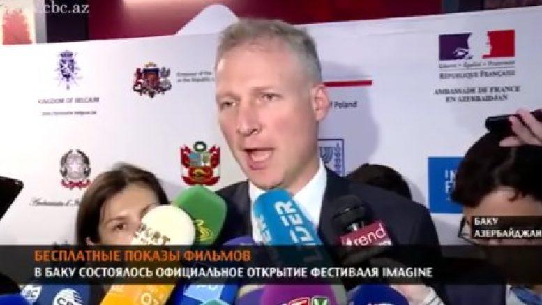 В Баку состоялось официальное открытие фестиваля IMAGINE
