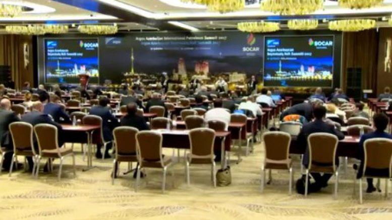 В Баку подводят первые итоги Международного нефтяного саммита