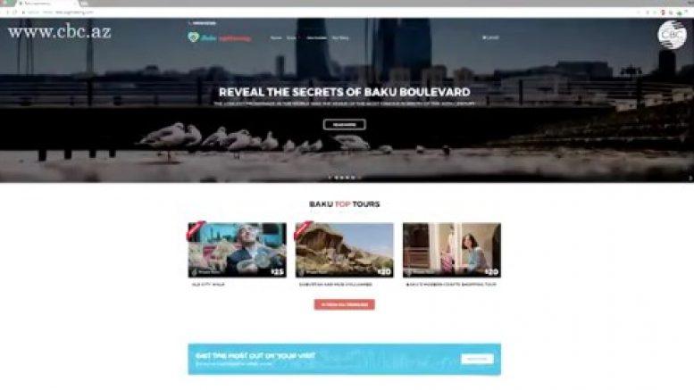 Онлайн-платформа Baku Sightseeing – новый взгляд на столицу Азербайджана