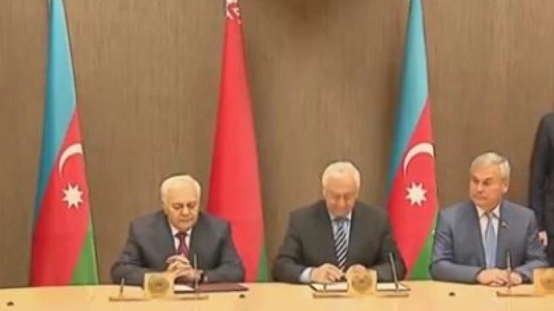 Беларусь и Азербайджан закрепили всестороннее сотрудничество на парламентском уровне