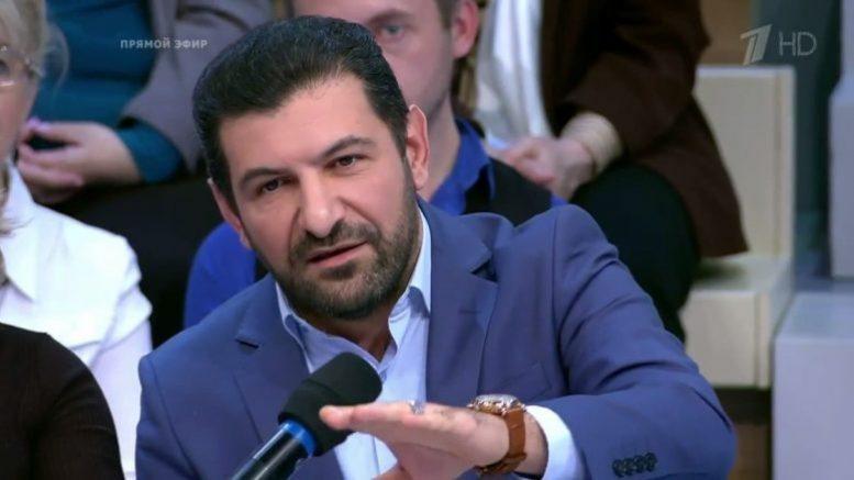 Фуад Аббасов на Первом Канале: «Арарат» это Агры Дагы и находится она в Турции, пусть все об этом знают»