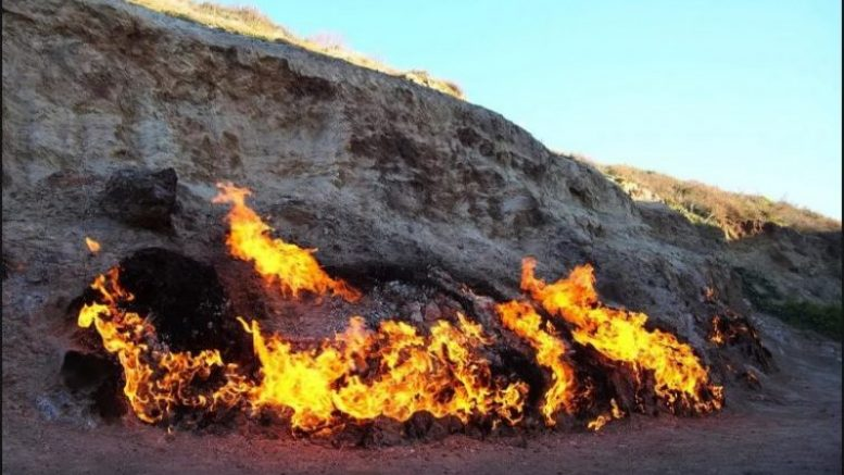 Азербайджан — страна мистических огней — репортаж из Баку телеканала МИР 24