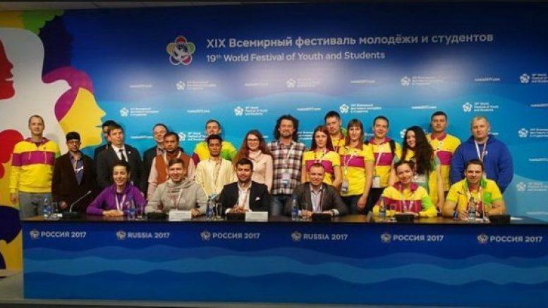XIX Всемирный фестиваль молодежи и студентов приехал в Баку