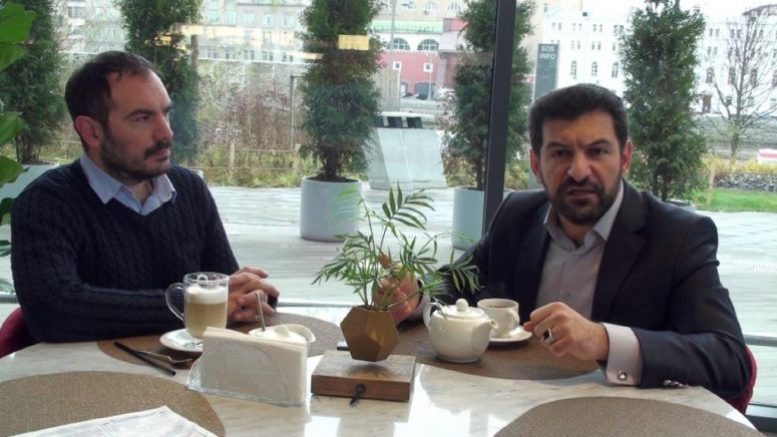 Mehmet Perinçek: «Ermeni lobisi Kremlin'e engel değil, Kars anlamasının da altında  ermesi asıllı Levon Karahan imzası var»