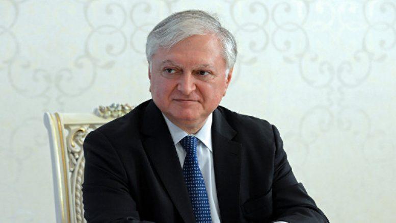 Эдвард Налбандян заявил  что его встреча  Эльмаром Мамедъяровым пройдет в Вене 6, 7 или 8 декабря.