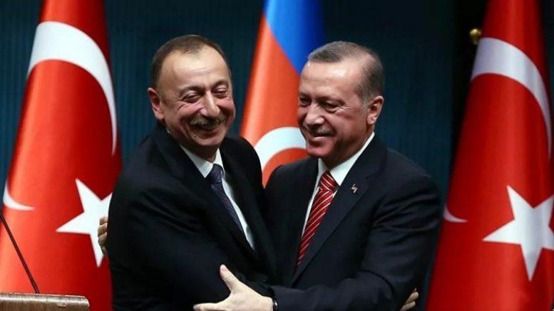 Ильхам Алиев и Тайип Эрдоган осудили решение Трампа