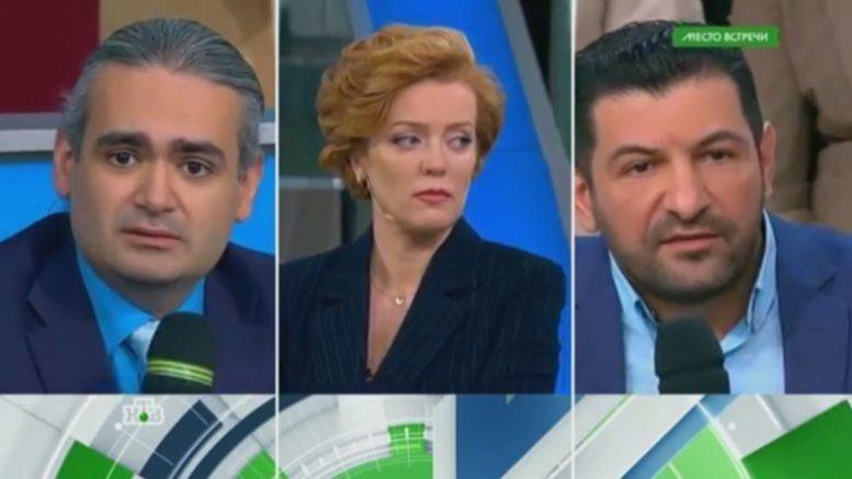 «Место Встречи» на канале НТВ обсудили решение Трампа о переносе посольства США в Иерусалим.