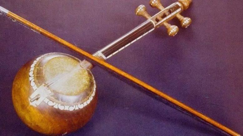 Кяманча является одним из древнейших музыкальных инструментов в Азербайджане.