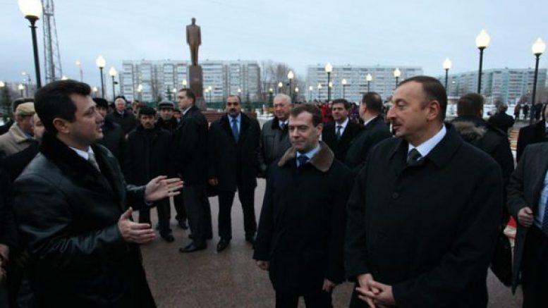 Ислам Гусейнов: «Мы за Алиева, мы за Путина – мы за дружбу народов!»