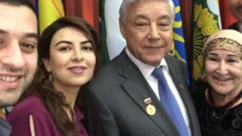 Азербайджанская диаспора приняла участие на конференции Совета Ассамблеи народов Татарстана