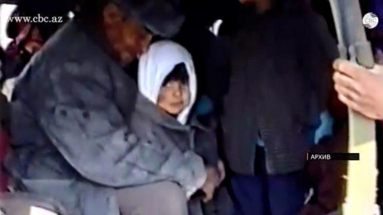 Дети – жертвы армянских провокаций