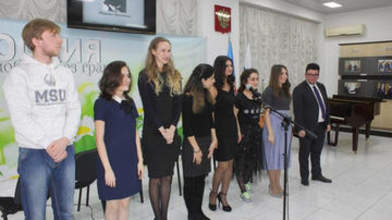 Поэзия Серебряного века прозвучала в РИКЦ в Баку