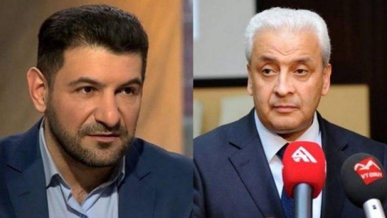 Прямой эфир с председателем Организации Освобождения Карабаха Акиф Наги 10.09.2018