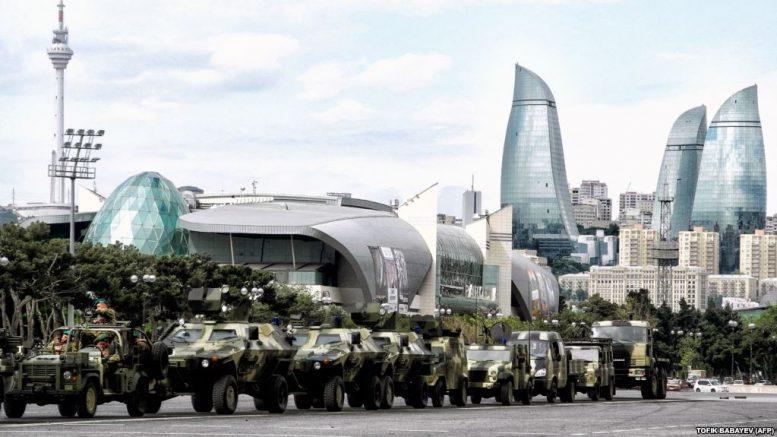 Минобороны: На военном параде Азербайджан покажет новые виды вооружений