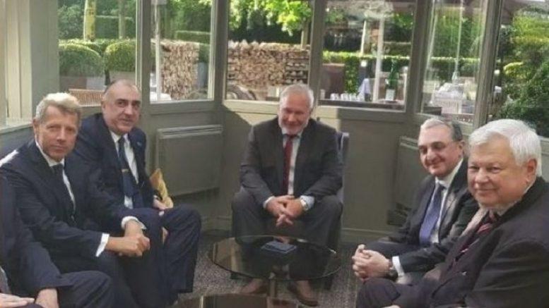 Встреча глав МИД Азербайджана и Армении в Брюсселе продолжалась 4 часа