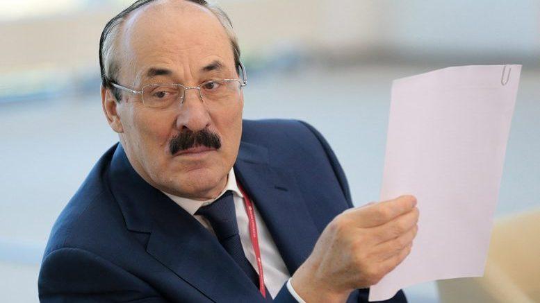 Рамазан Абдулатипов: возможности для укрепления сотрудничества в Каспийском регионе огромные