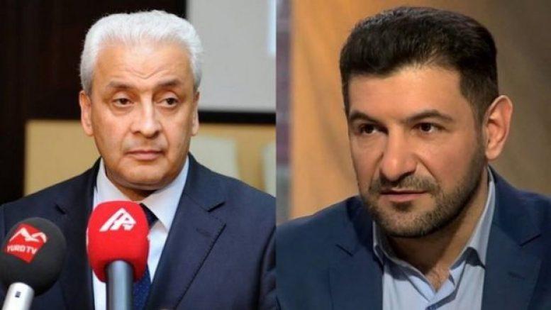 Прямой эфир журналиста Фуада Аббасова с председателем Организации Освобождения Карабаха Акиф Наги ( 16.07.2018)