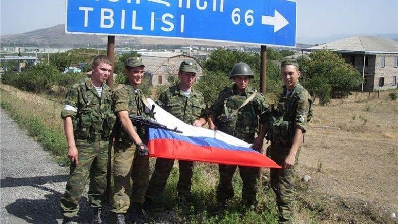 Грузино-Грузино-конфликт 2008 года: хроника событий