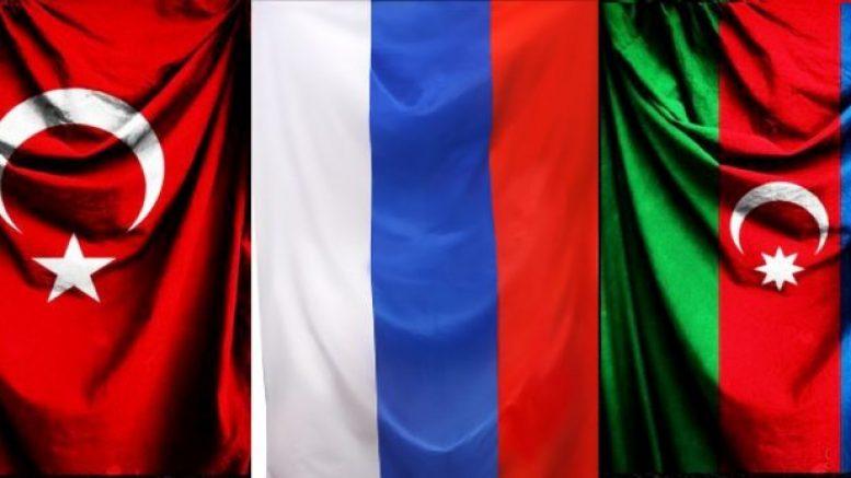 Азербайджанская диаспора России и Турции укрепляет русско-турецкую дружбу!