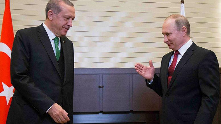 Прямой эфир! Владимир Путин и Реджеп Эрдоган провели пресс конференцию после встречи в Сочи