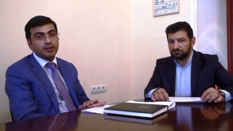Эмиль Магеррамов «Заграничные паспорта можно получить в Посольстве Азербайджана»