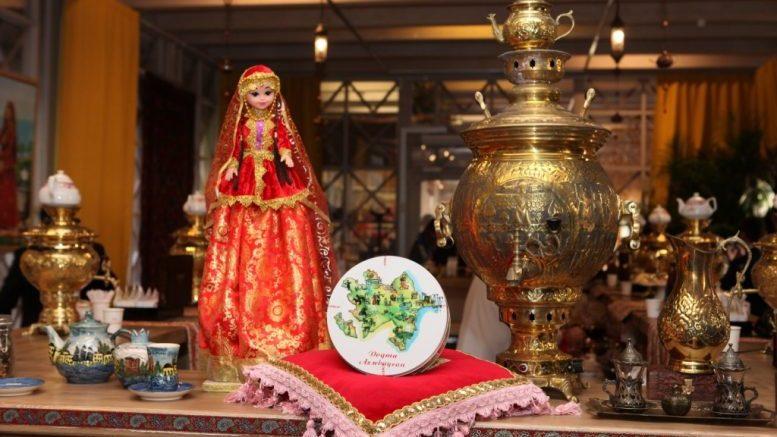 Первый фестиваль «Осенние дары Азербайджана» начал работу в Москве
