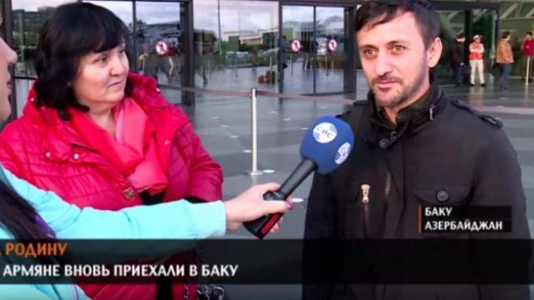 Почему армяне так активно хотят поехать в Баку и стоит ли их туда пускать?