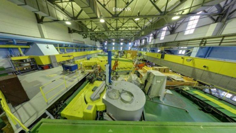 Объединенный Иниститут Ядерных Исследований в прямом эфире на МИСРА ТВ