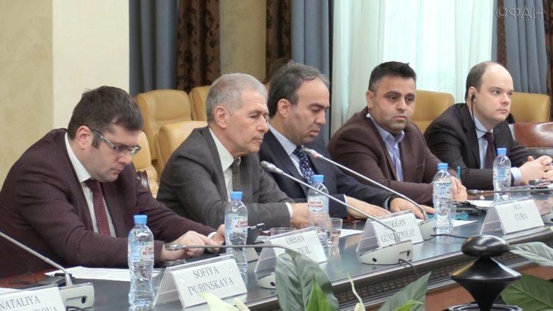 В Общественной палате РФ прошла подготовка к Российско-турецкому медиафоруму