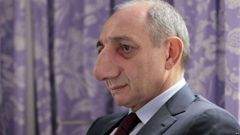 Азербайджанская диаспора России!!! Чем ты ответила на визит Б. Саакяна в Москву?