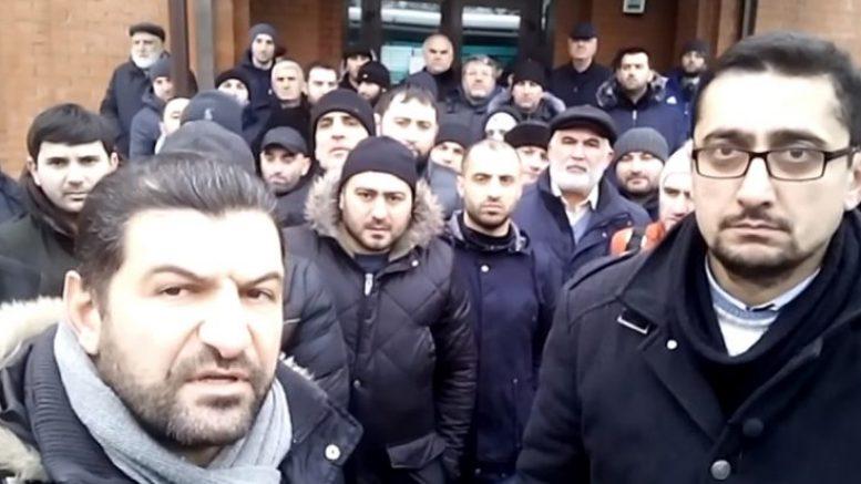Азербайджанцы озвучили проблемы своей мечети в Москве