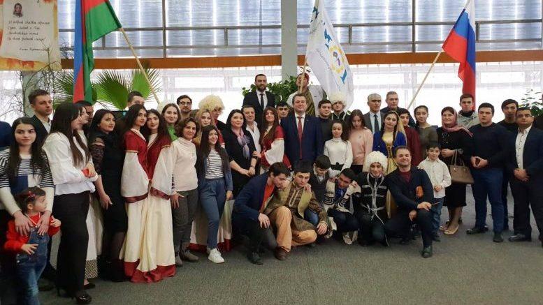 Молодые азербайджанцы Ульяновска отметили день национальной культуры