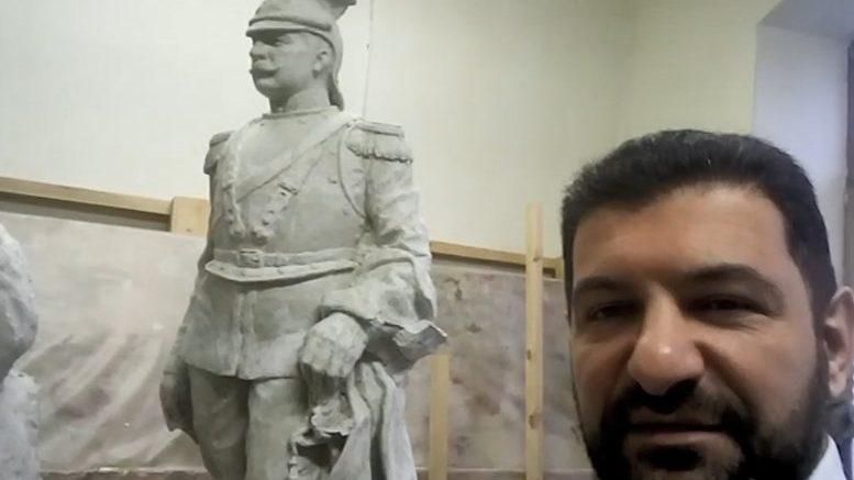 В городе Санкт-Петербурге установят памятник известному азербайджанцу, генерал-адъютанту Гусейн хану Нахичеванскому