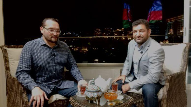 Президент Европейского Мусульманского Форума Абдельвахид Ниязов гость МИСРА ТВ