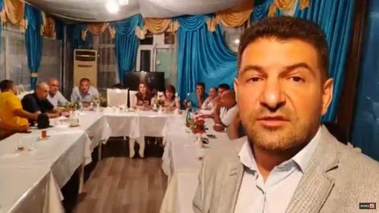 Прямой эфир со встречи с ветеранами Карабахской войны, представители ОМОН!
