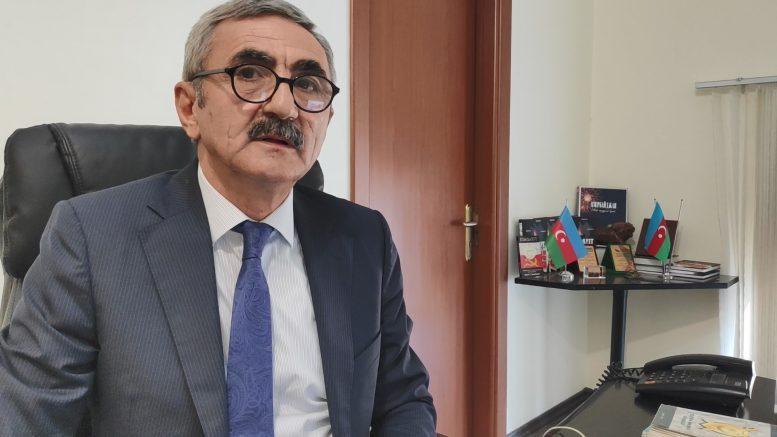 Прокурор по Сумгаитским событиям Аслан Исмаилов о «козырной карте Григоряна