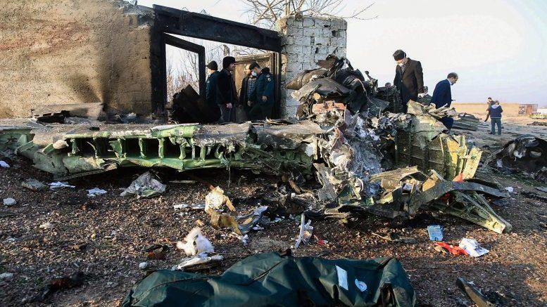 Падения самолета под Тегераном это месть Ирана Канаде или продолжение войны Боинга с Аэробус?
