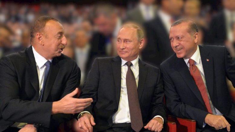 Анкара и Баку показали новую геополитическую реальность для Москвы-Путин согласится?!