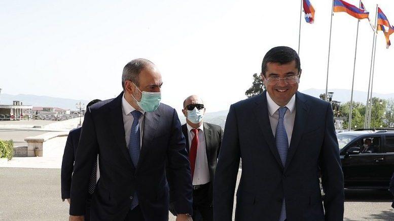 Пашинян зовёт всех армян умирать в Карабахе: «Ми не хатим мира в регионе, пусть все арррмяне приедут сюда умирать»