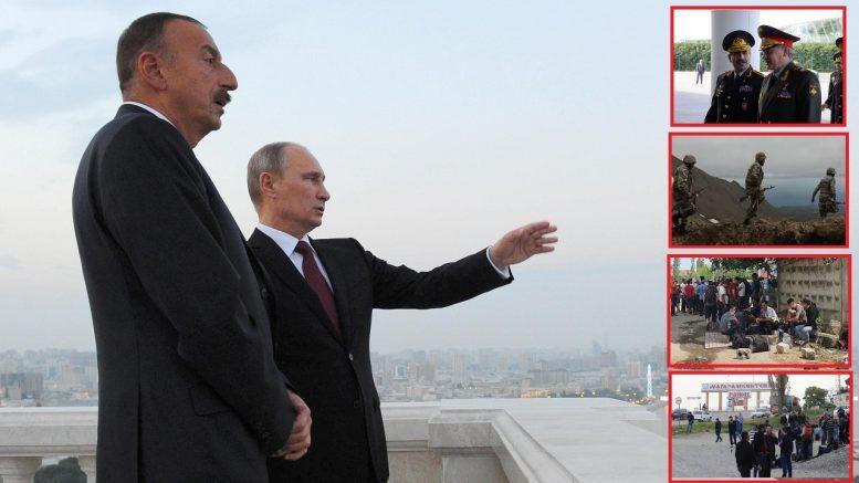 Какой провокацией Москва может ответить Баку за проявленную политическую волю?