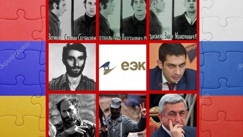 В чём секрет античеловеческой деструктивной армянской логики во всем мире?