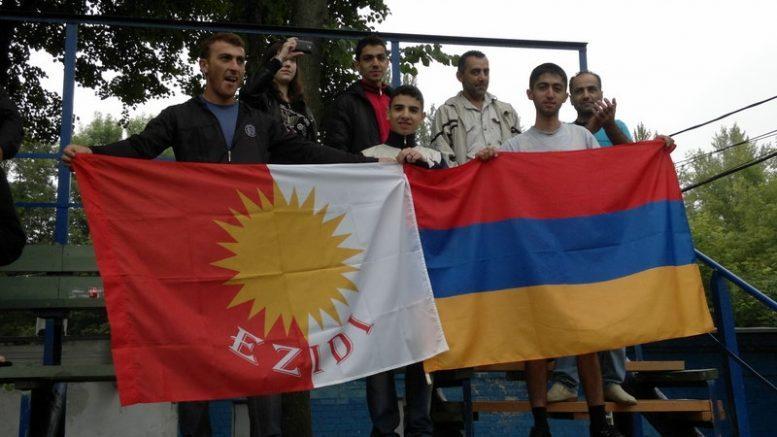 Современная Армения — это разрушение турецких и курдских кладбищ, убийство и изгнание езидов!