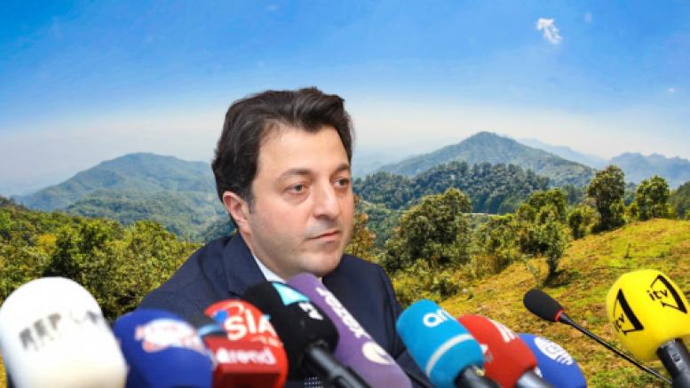Глава азербайджанской общины Карабаха обратился к армянам на понятным им языке