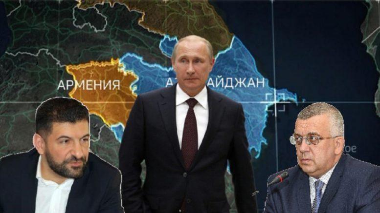 21.11.2020-Что на самом деле имел в виду Путин о Карабахской проблеме? Интервью с Олегом Кузнецовым