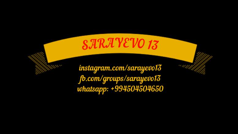 «SARAYEVO 13» Xətai Rayonu Əhmədli qəsəbəsi sakinlari üçün MİSRA TV-nin sosyal layihəsi başlayır