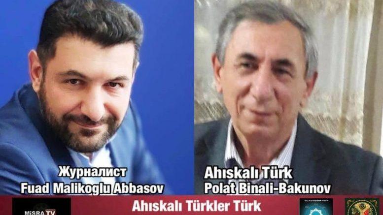Türkiye vatandaşlığı almak isteyen Ahıskalı Türklerin problemleri hakkında Prof. Dr. Polat Binali