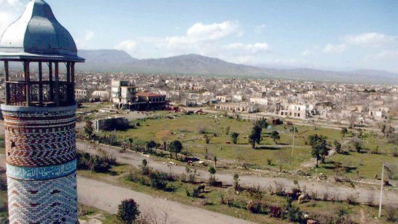 Армянский вандализм в Карабахе! Прошу всех поделится в соцсетях