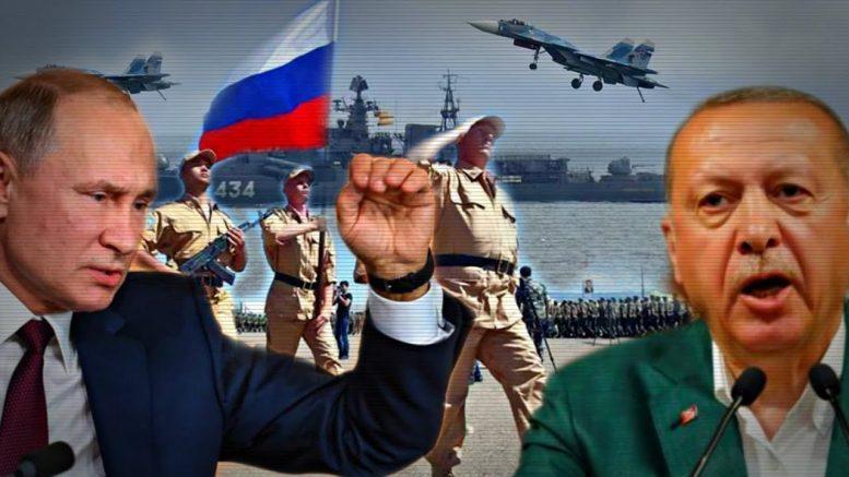 Путин обеспокоенно предупредил Эрдогана из-за строительства альтернативного канала Босфору!