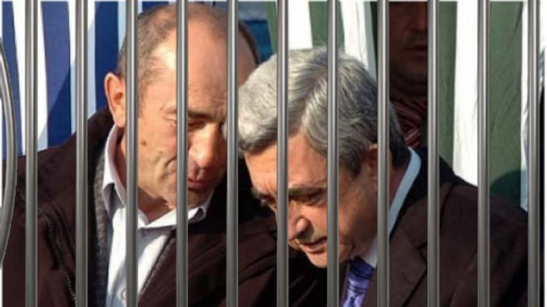 Почему военные преступники Кочарян и Саркисян до сих пор не за решёткой?