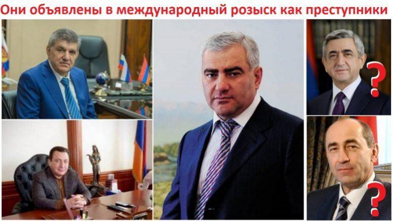 Требуем привлечь к уголовной ответственности всех преступников Карабахской войны!